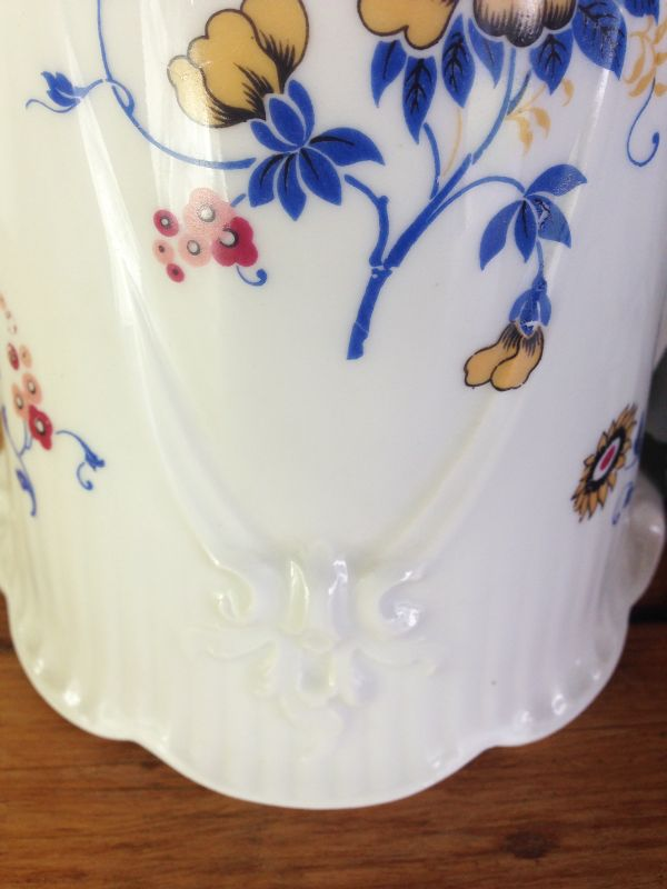 Antique French & Cie Limoges Floral Porcelain Coffee Set - a536 View4