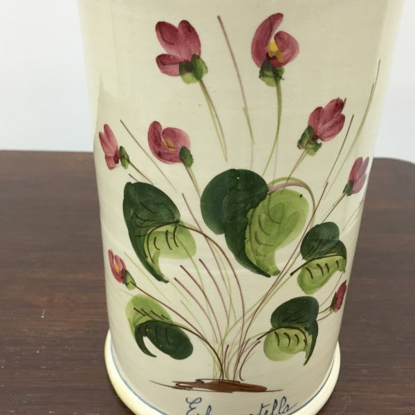 Vintage French Large Pharmacy Jar Pot - i140 View3
