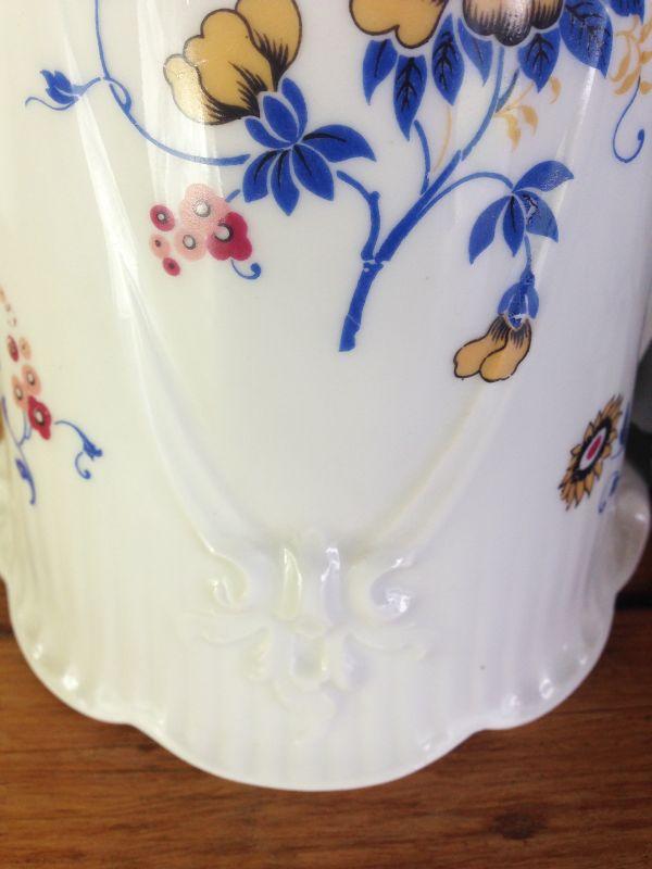 Antique French & Cie Limoges Floral Porcelain Coffee Set - a536 View4